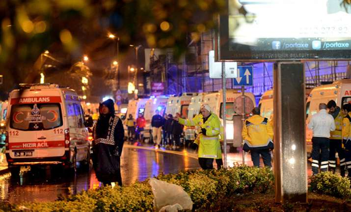 Two Indians amongst 39 killed in Istanbul nightclub attack