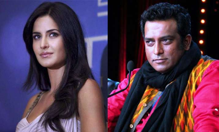 When Katrina Kaif styled Anurag Basu's hair, watch funny