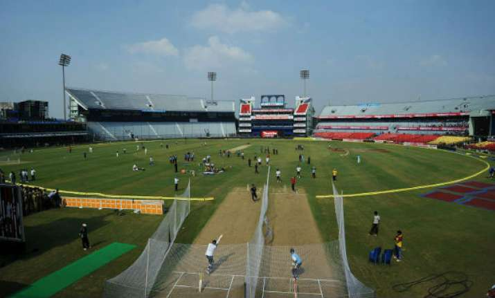 ICC threatens to ban substandard cricket stadiums