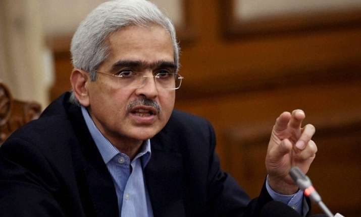 Economic Affairs Secretary Shaktikanta Das