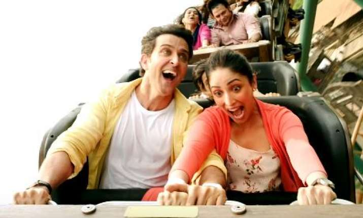 Hrithik's 'Kaabil' looks steady on day 7, collects