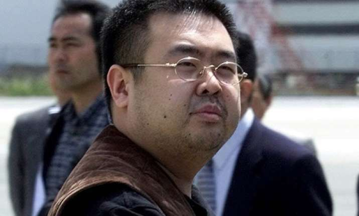 Kim brother's murder: Malaysia says VX nerve agent used