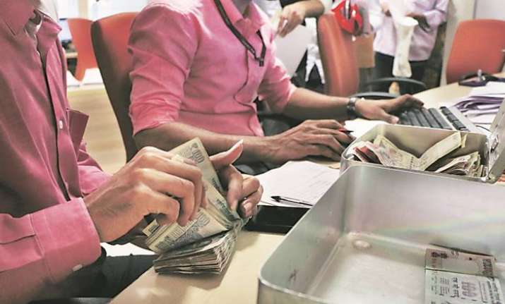Post note ban deposits cross Rs 10 lakh crore mark
