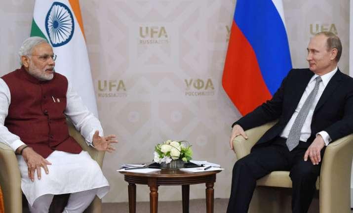PM Modi to attend St Petersburg international economic