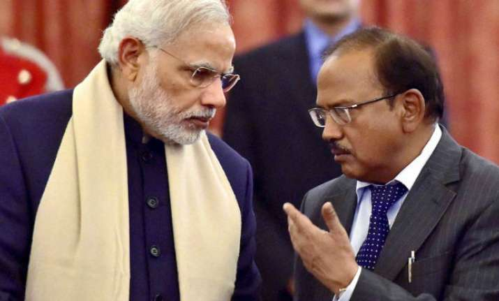 The NSCS reports to NSA Ajit Doval and advises the PM on