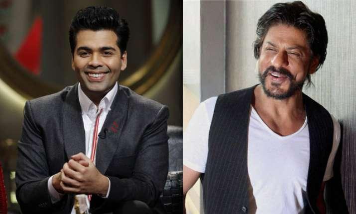 SRK is all praises for 'Badrinath Ki Dulhania', Karan