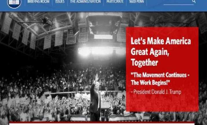 White House to have Spanish-language website: Official