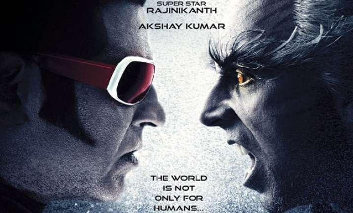 Rajinikanth's 'Robot 2.0' marks Bollywood's big foray