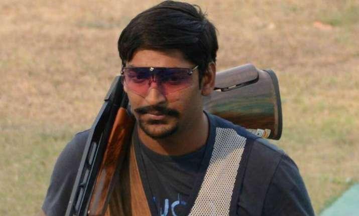 Ankur Mittal bags gold medal at ISSF Shotgun World Cup