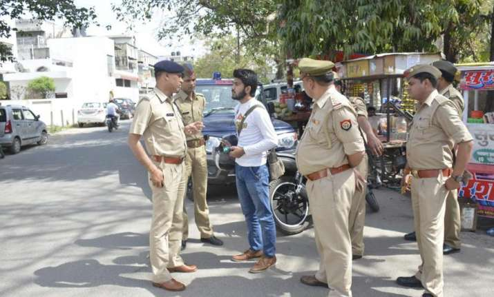 'Anti-Romeo' drive backfires: Three UP cops suspended
