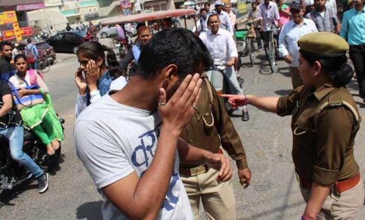 CM Yogi Adityanath's 'anti-Romeo' drive gets