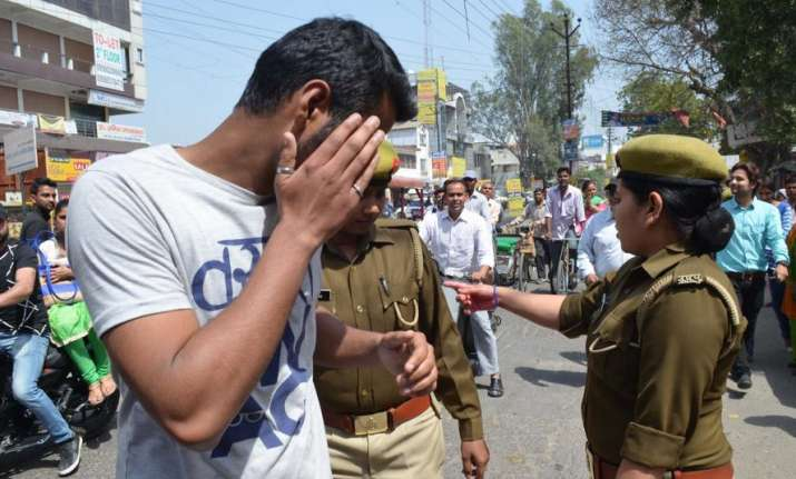 No 'murga position', 'hair shaving': UP police