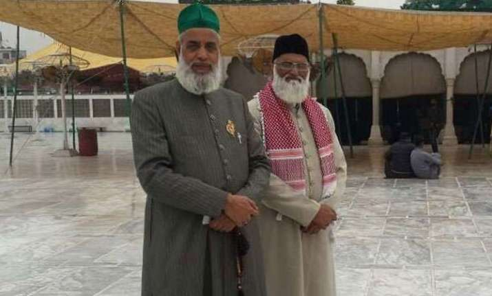 Two Indian clerics who went missing in Pakistan return home