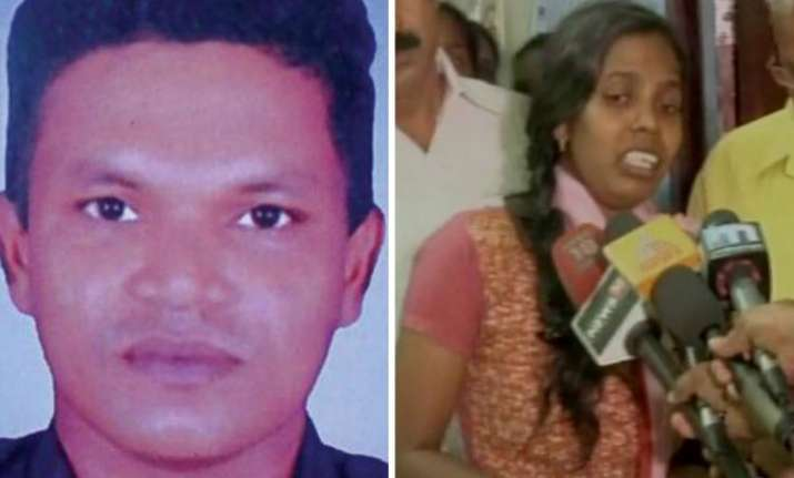 Widow of Kerala soldier Roy Mathew suspects foul play