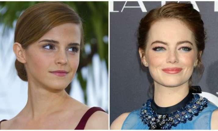 Revealed! Emma Watson lost 'La La Land' to Emma Stone