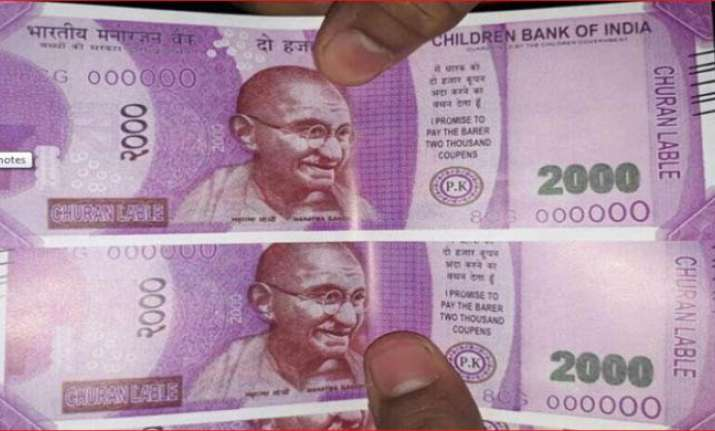 Another ATM in Delhi dispenses fake Rs 2,000 note