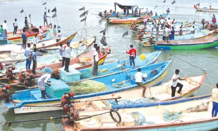Pak, Bangladesh, Sri Lanka released 3,300 Indian fishermen