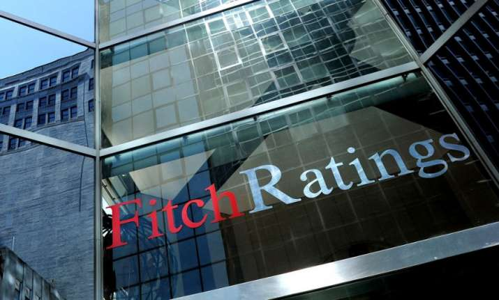 Fitch said the lagged effect of demonetisation on the