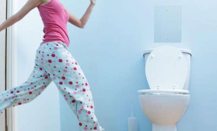 Tired of too many toilet trips at night? Reduce salt in