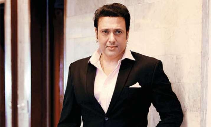 Govinda spill beans on his fallen Bollywood career