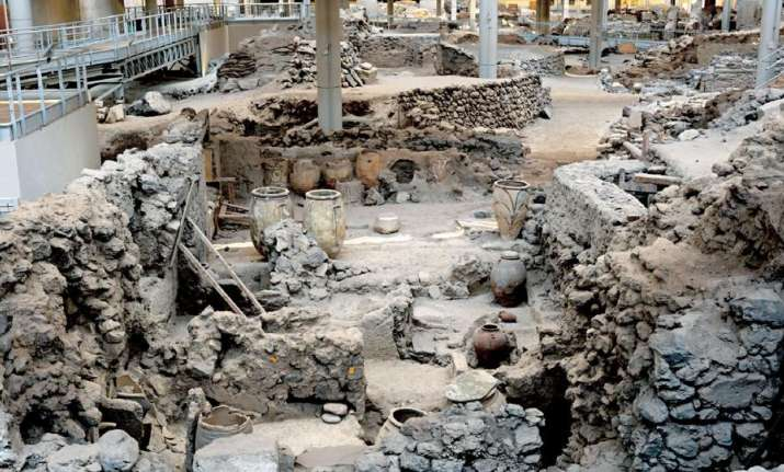3,500-yr-old mass burial ground discovered in Nellore