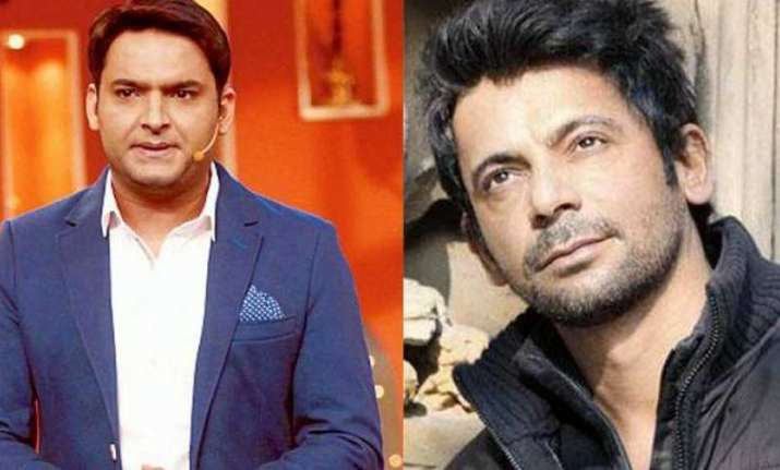 Sunil Grover announces new gig amid Kapil Sharma row