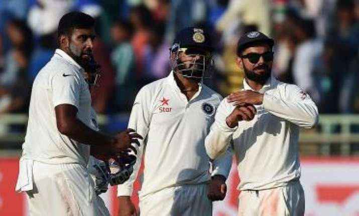 Enough pitch talk, India look to bounce back against