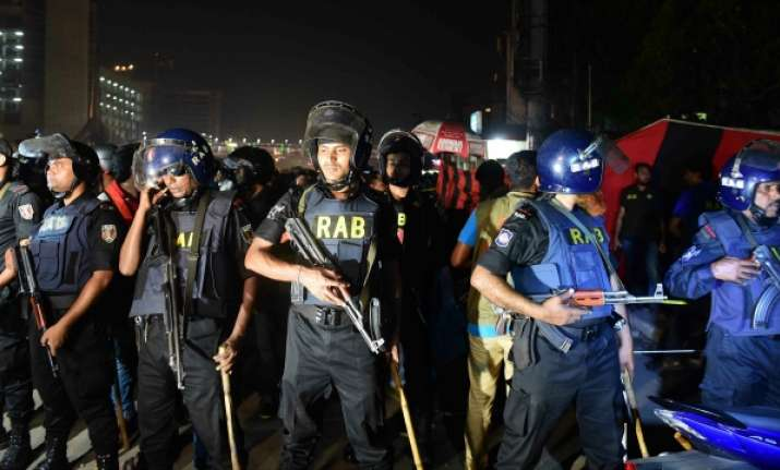 IS claims responsibility for Dhaka airport 'suicide