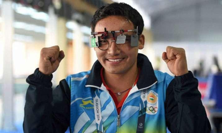 ISSF World Cup: Jitu Rai bags gold