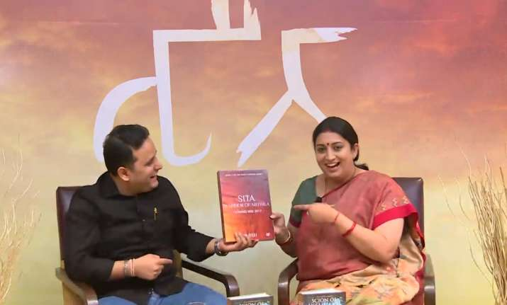 Amish Tripathi's highly-awaited sequel 'Sita - Warrior