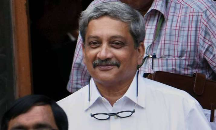 Parrikar calls for adoption of anti-terror convention by UN