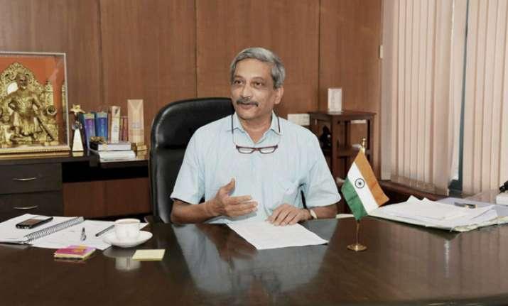 Goa CM Manohar Parrikar allots portfolios