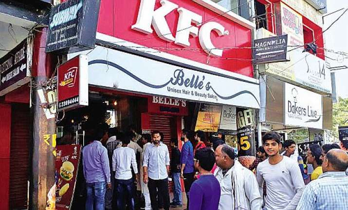 Over 500 meat shops, including KFC, forcibly shut down in