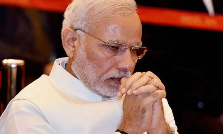 PM Modi condemns London attack, says 'India stands with