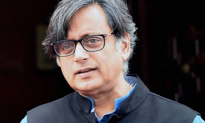 Shashi Tharoor showed mirror to Britain