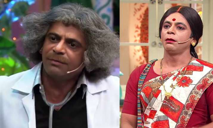 A glimpse into the life of 'TKSS' actor Sunil Grover
