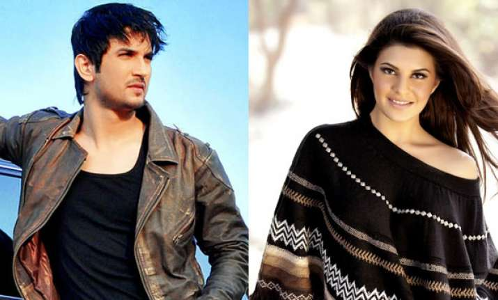 Sushant Singh Rajput and Jacqueline Fernandez to come