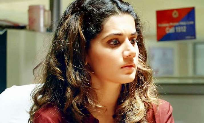 Taapsee Pannu storms the internet with her hard-hitting