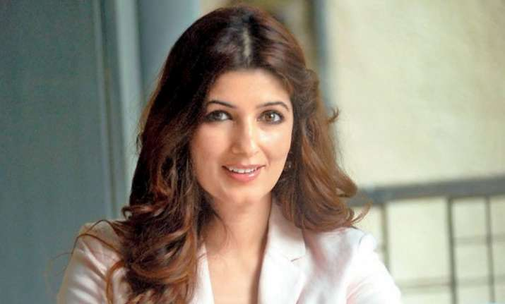 Twinkle Khanna speaks up about husband Akshay Kumar's Pad