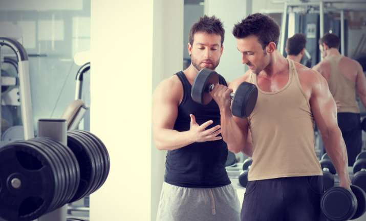 Good news for men who love to go to gym!