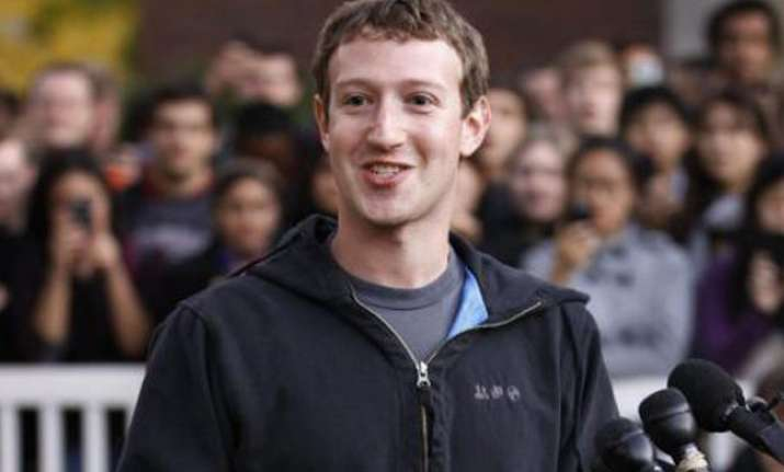 Zuckerberg's remark is an apparent dig at Sanpchat CEO's