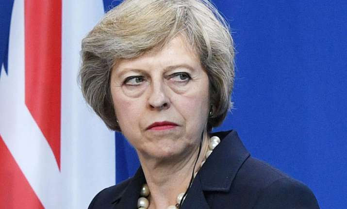 PM May presented the Bill, also known as the Great Repeal