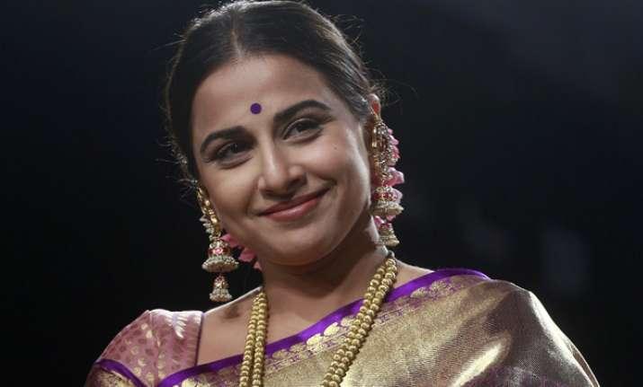 Vidya Balan backs Gurmehar Kaur