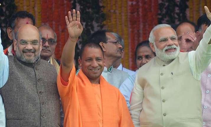 Yogi Adityanath has pledged to govern UP on PM's 'sabka