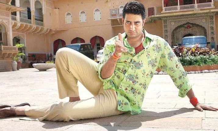 After Bol Bachchan, Abhishek to star in Priyadarshan's