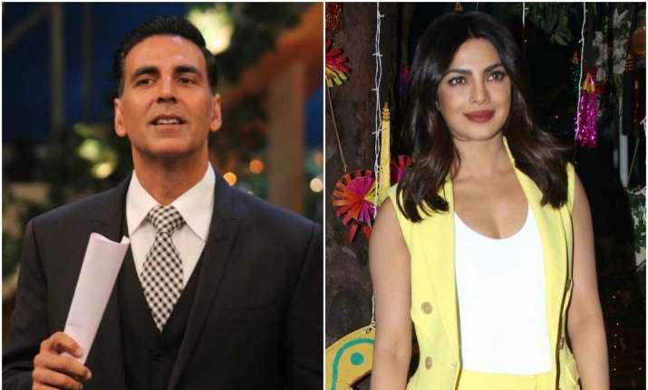 Priyanka Chopra opens up on Akshay Kumar's National Film