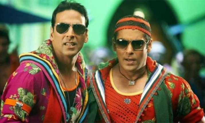 Akshay Kumar, Salman Khan- India TV