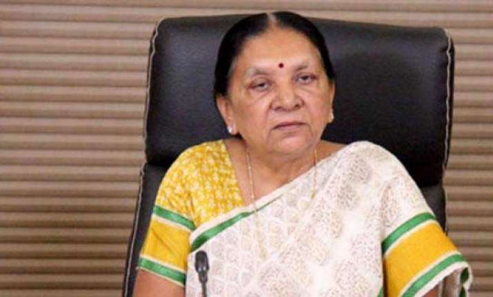 Anandiben Patel one of the best candidate for President: