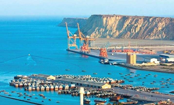 CPEC has 'no direct link' with Kashmir issue, says China