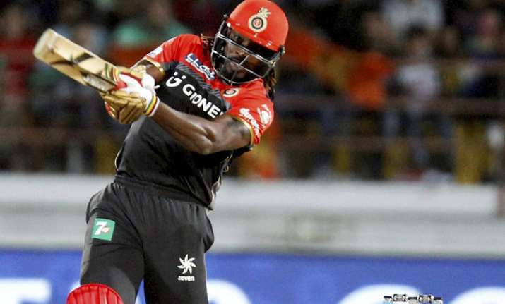 10,000 T20 runs under his belt, Gayle says